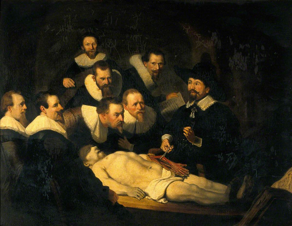 The Anatomy of Dr Nicolaes Tulp