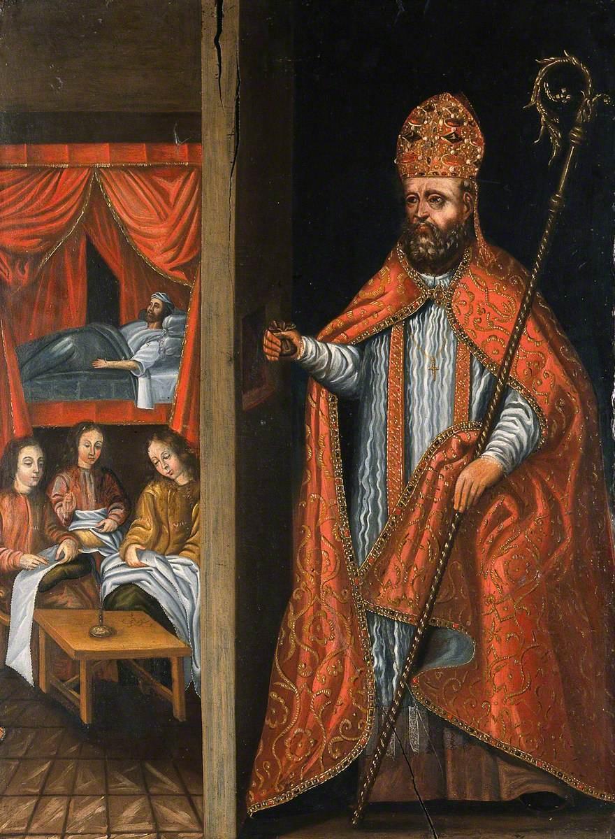 The Charity of Saint Nicholas