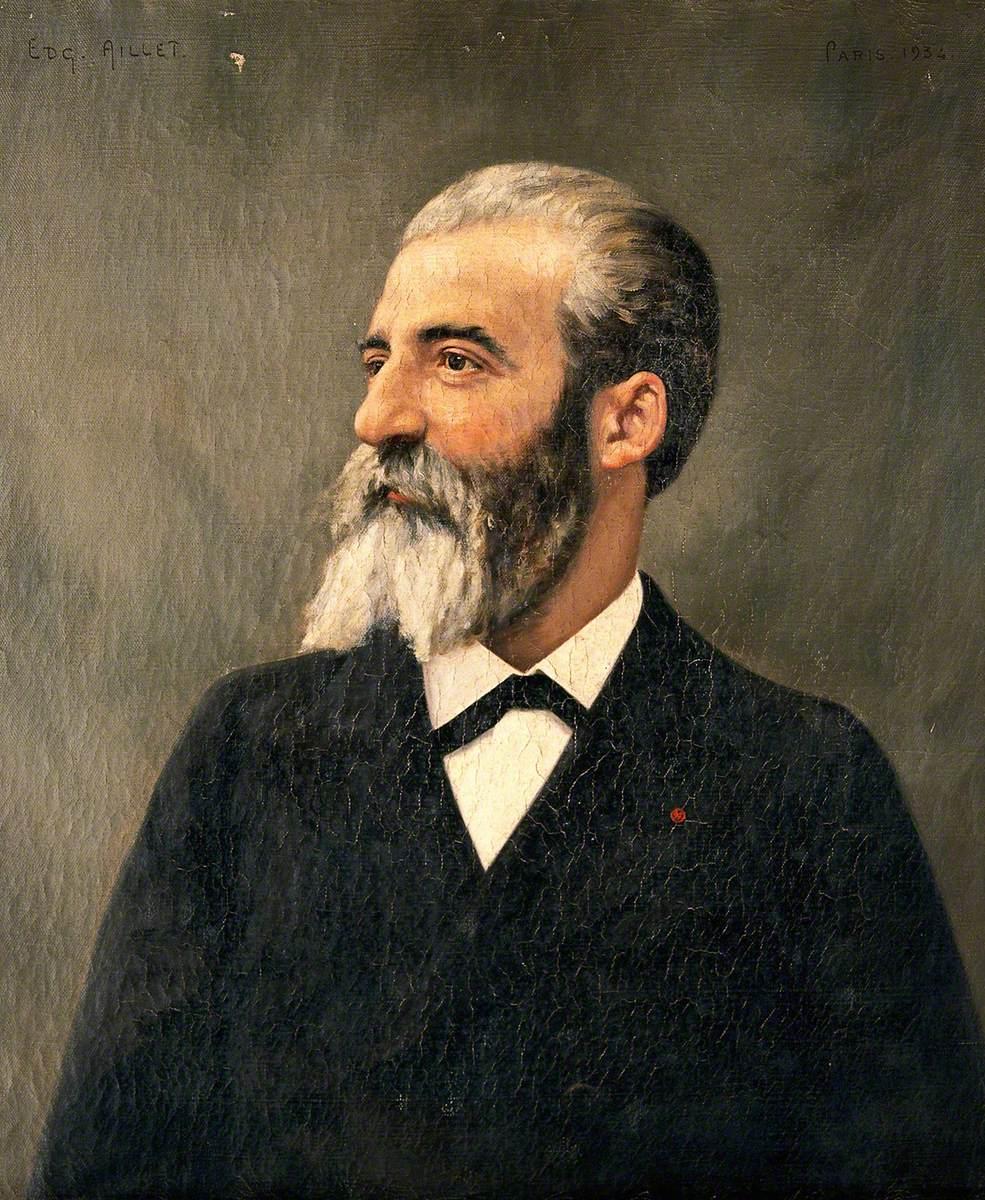 Ferdinand-Frédéric-Henri Moissan (1852–1907), Inorganic Chemist