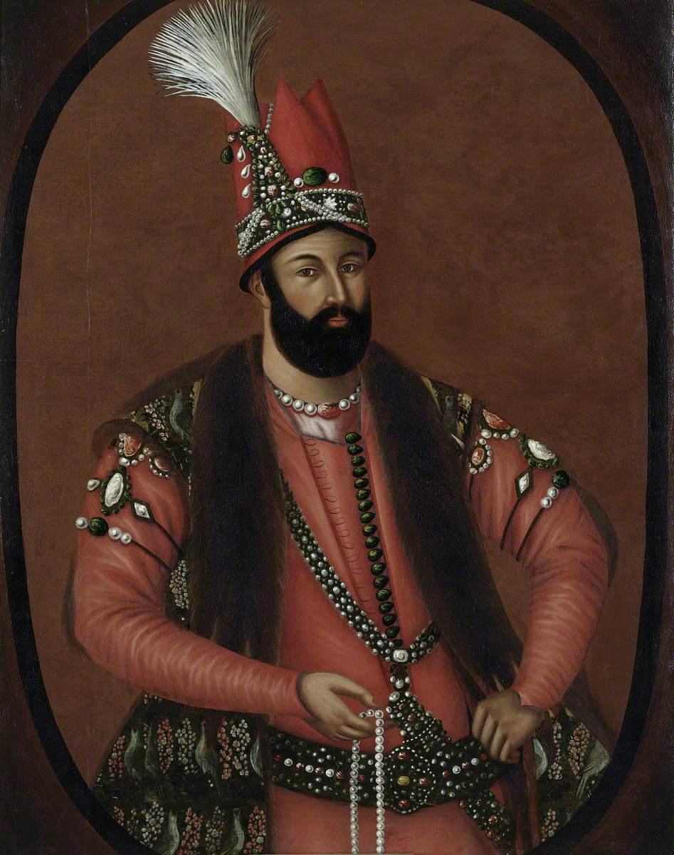 Nadir Shah, Shah of Persia (1732–1747) | Art UK
