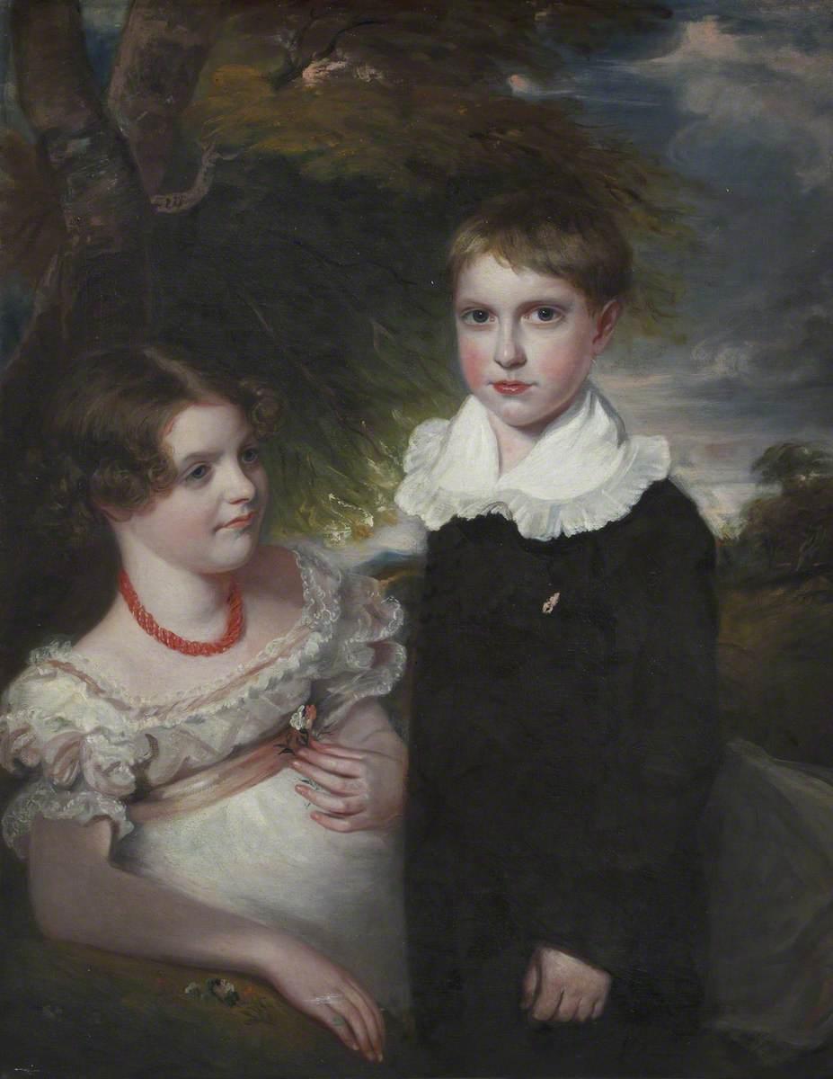 Mrs Maria Winter's Children