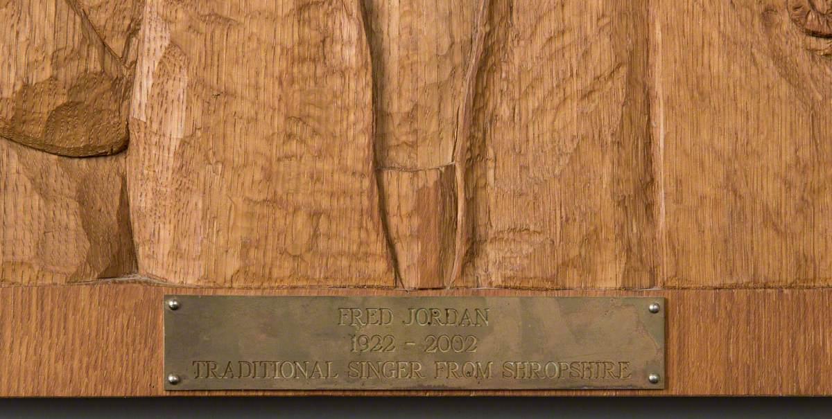Fred Jordan (1922–2002)