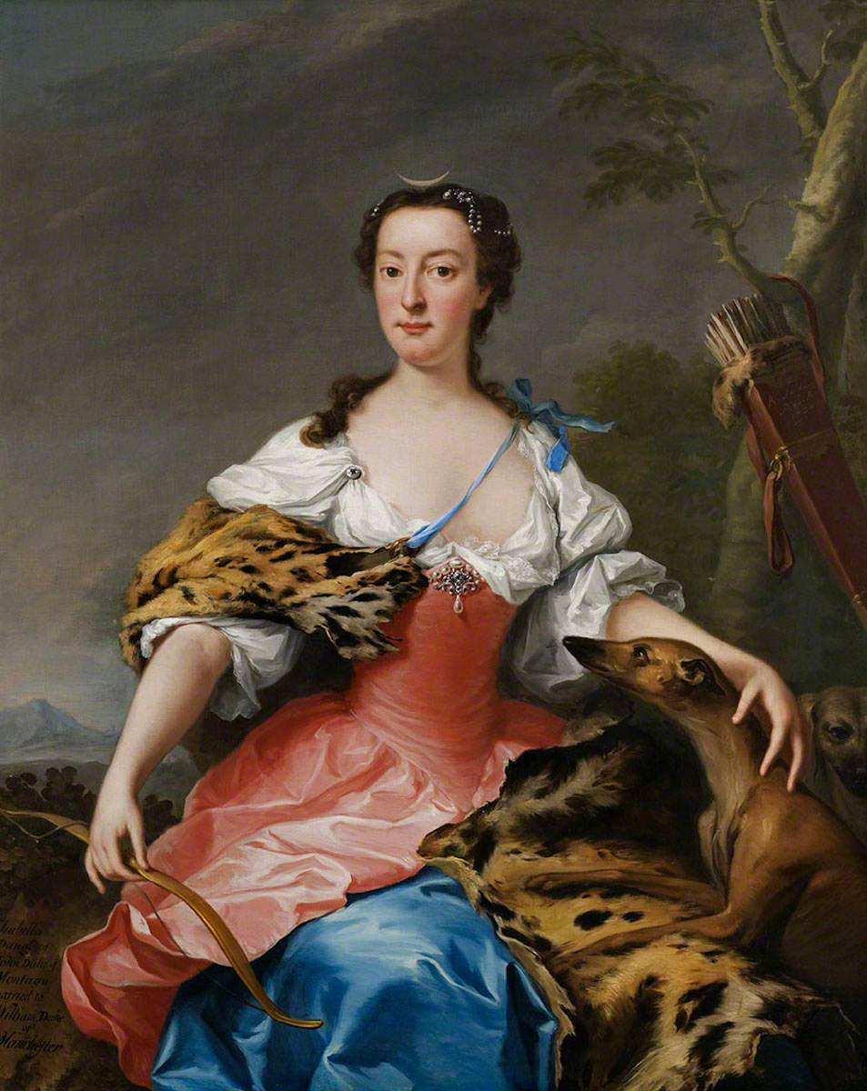 Isabella Duchess of Manchester (1706–1786)