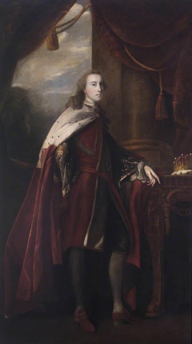 William Legge (1731–1801), 2nd Earl of Dartmouth