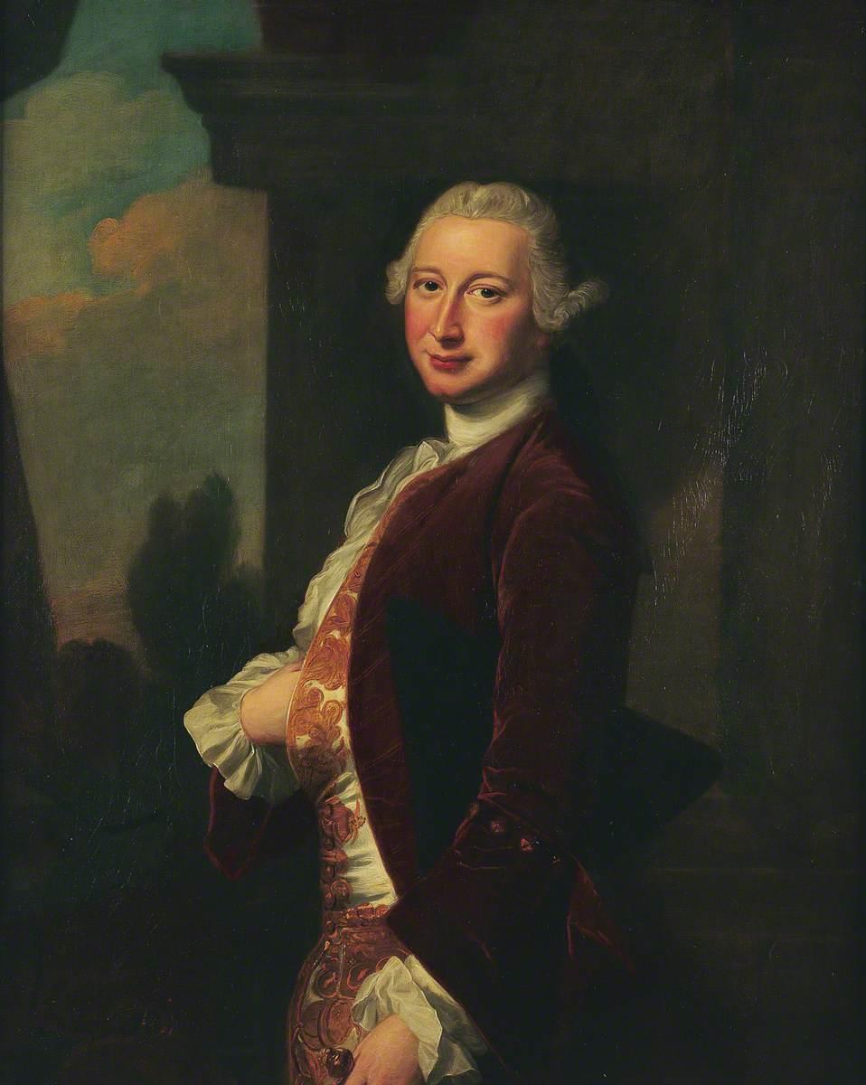 Naphtali Franks (b.1715)