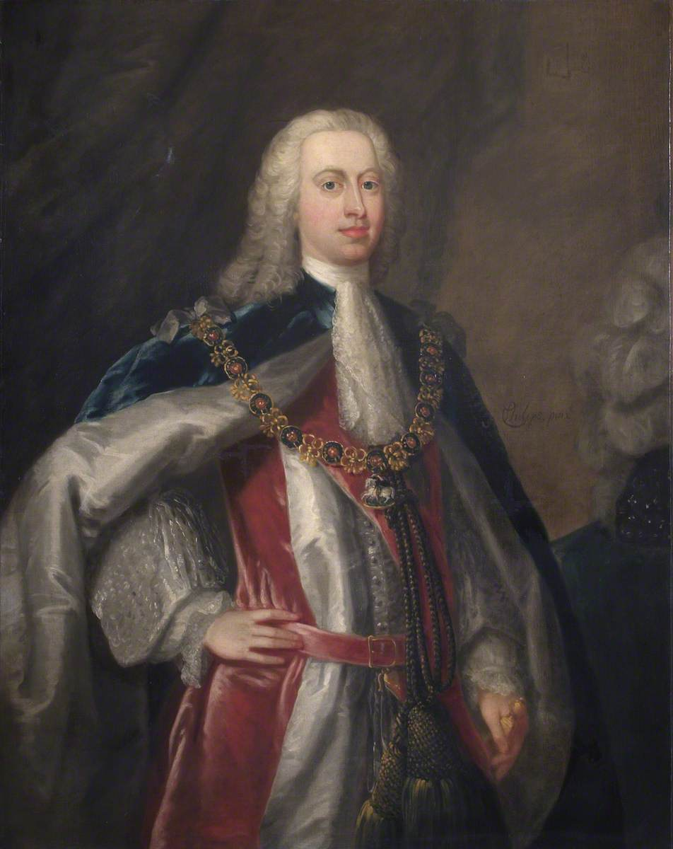 HRH Frederick Lewis (1707–1751), Prince of Wales