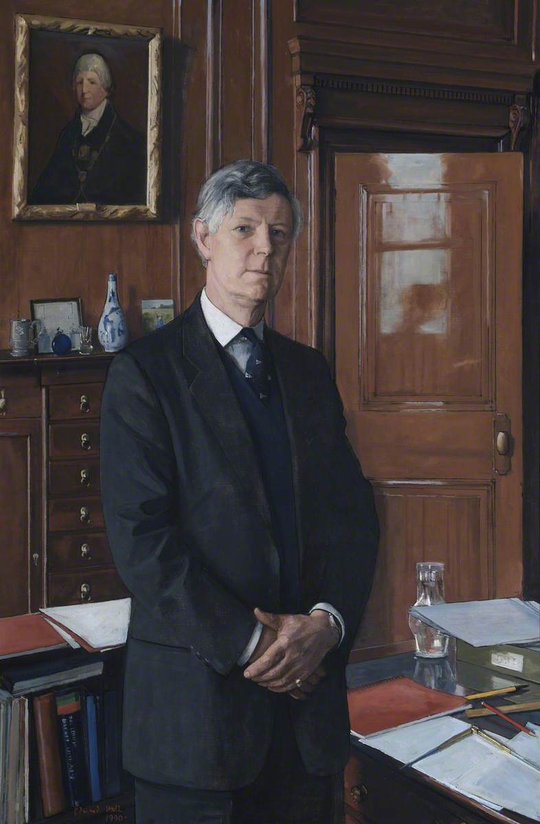 Michael Higham (b.1936), Grand Secretary (1980–1998)