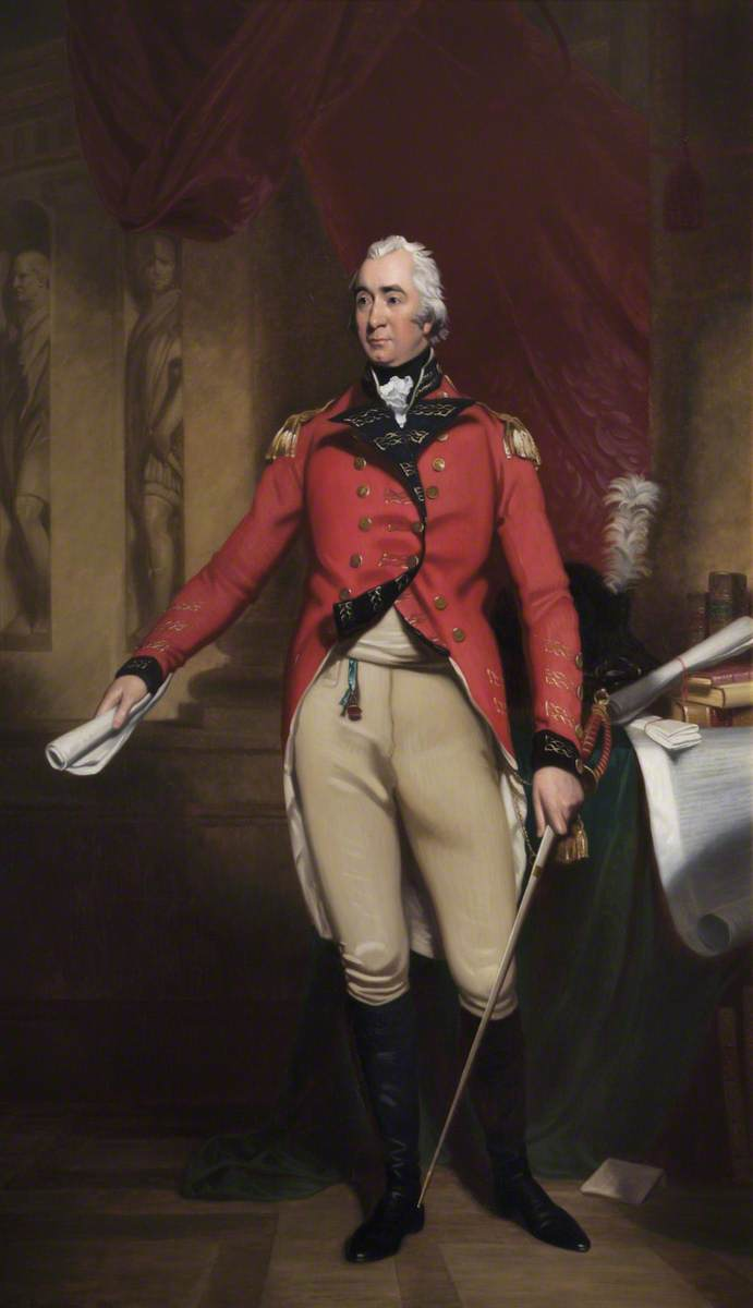 Francis (1754–1826), 2nd Earl of Moira, afterwards 1st Marquess of Hastings, KG