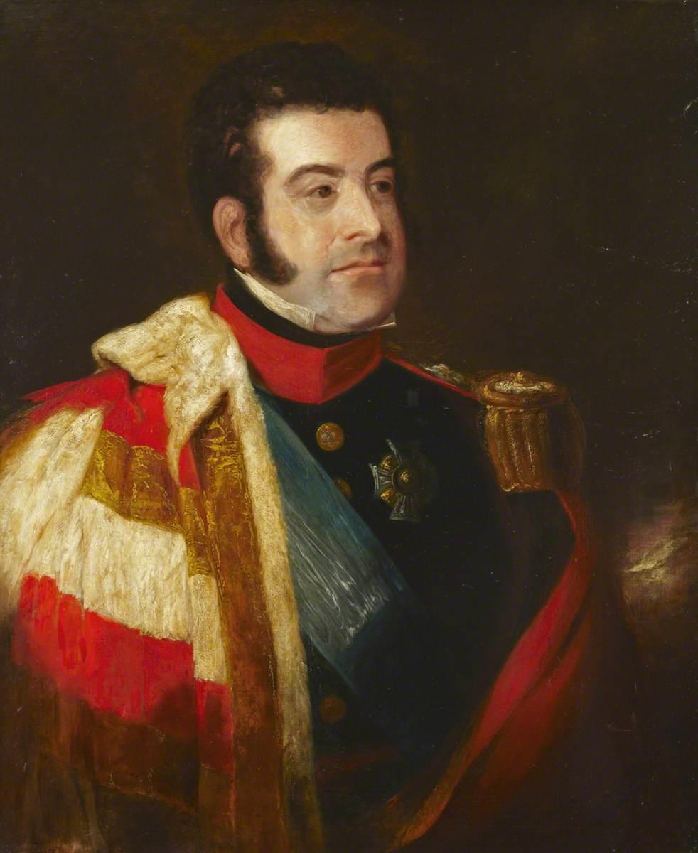 Major General George Augustus Frederick Fitzclarence (1794–1842), 1st Earl of Munster