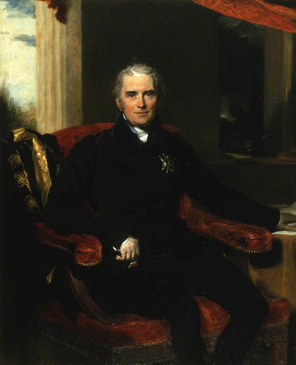 Sir Henry Halford (1766–1844)