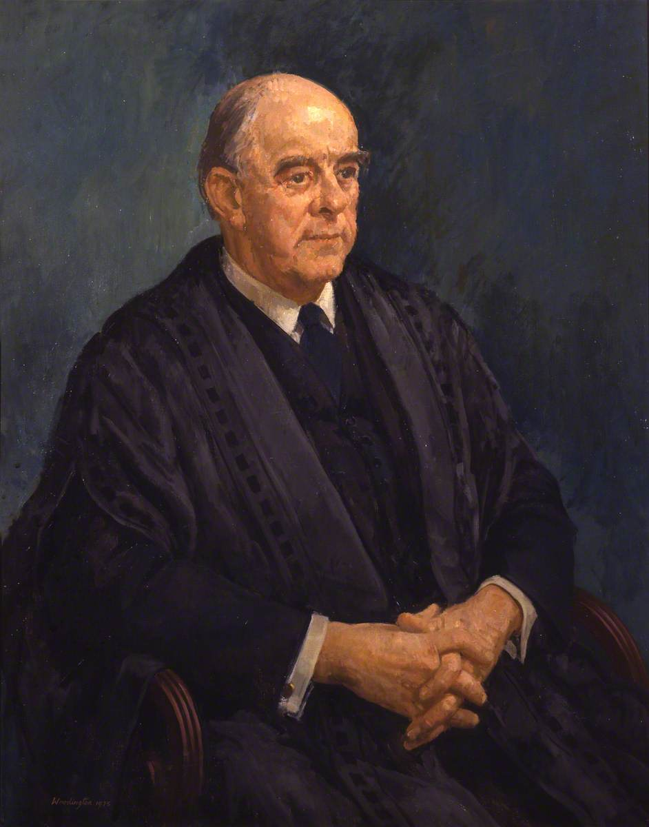 Sir Kenneth Robson (1909–1978)