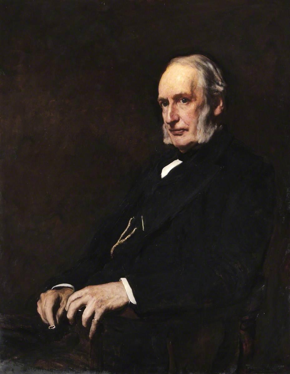 Sir George Johnson (1818–1896)