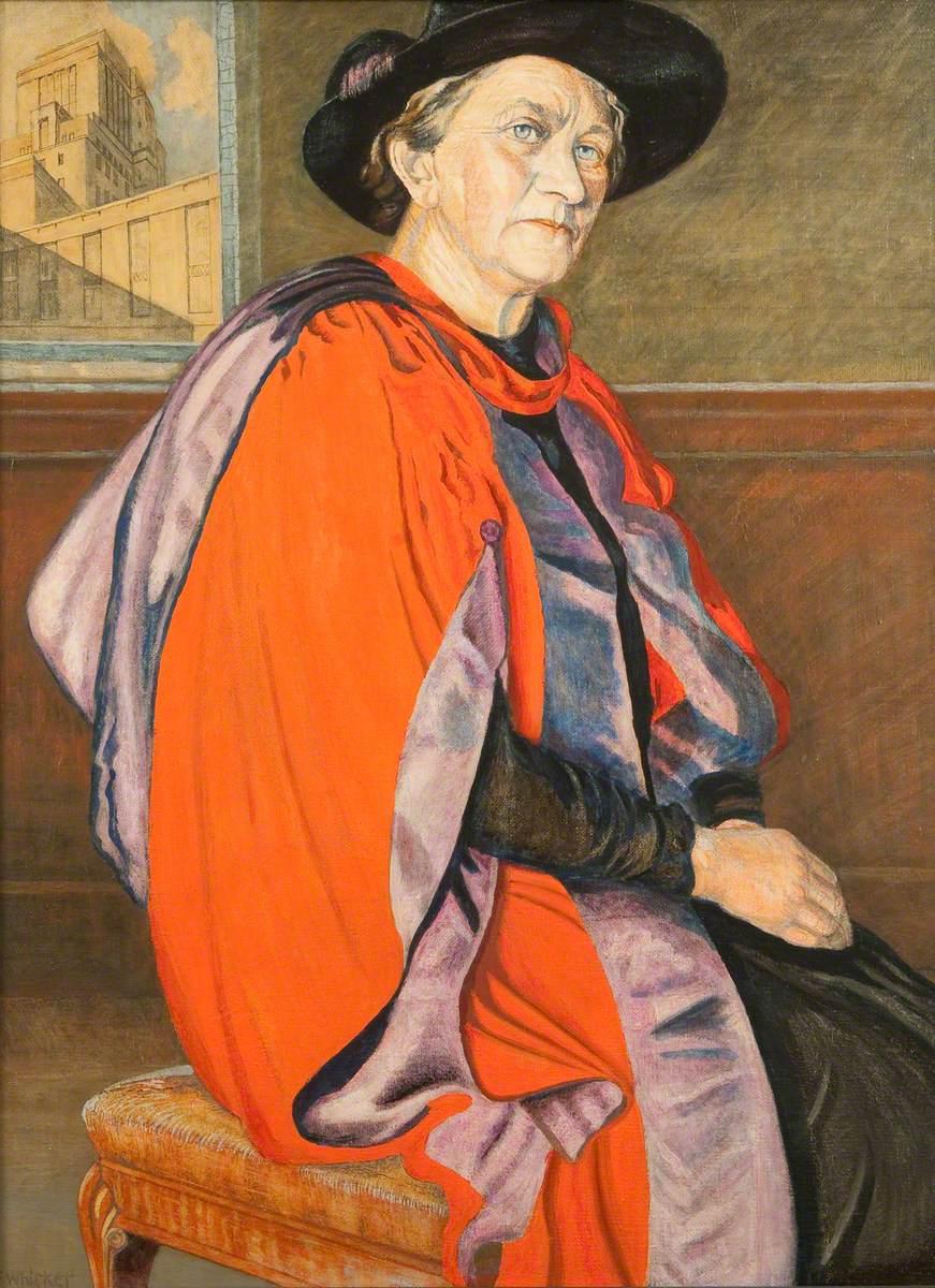 Dorothy Christian Hare (1876–1967)