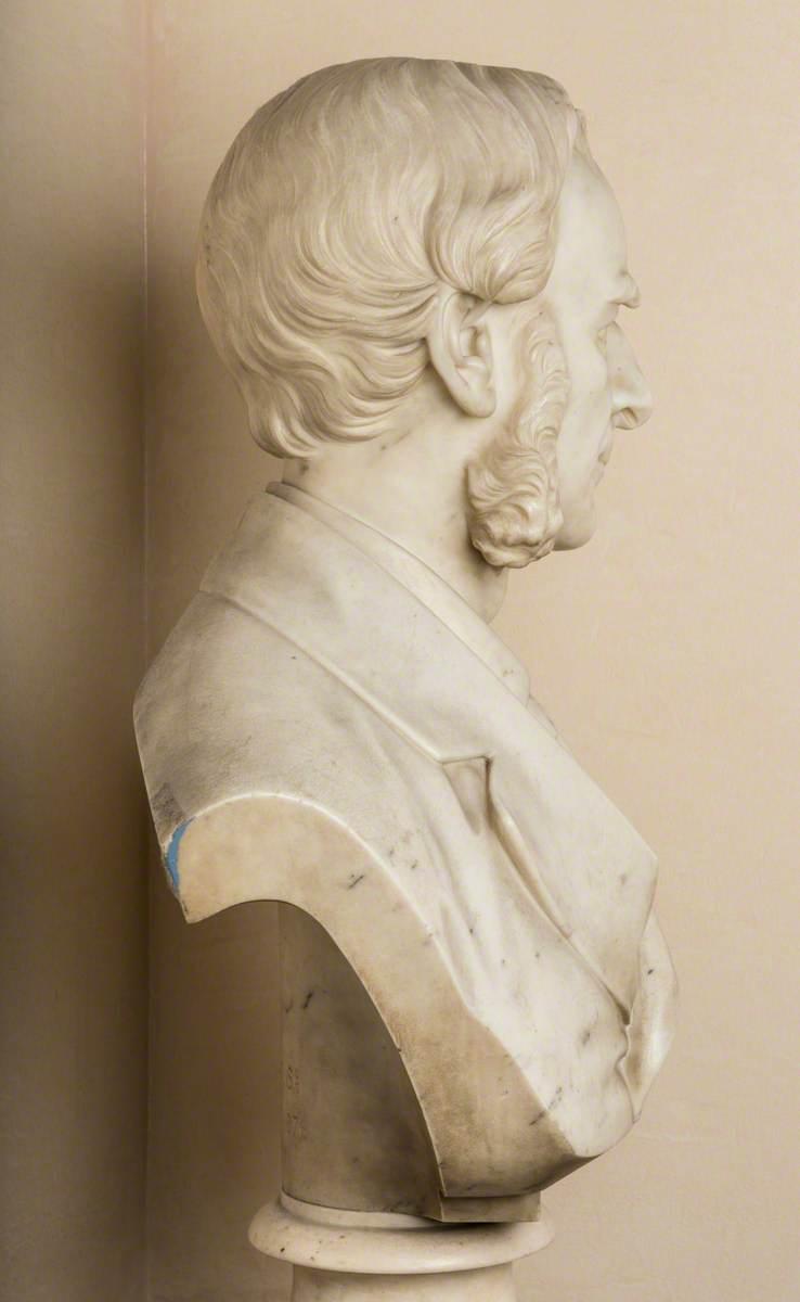 The Reverend Charles Kingsley (1819–1875)