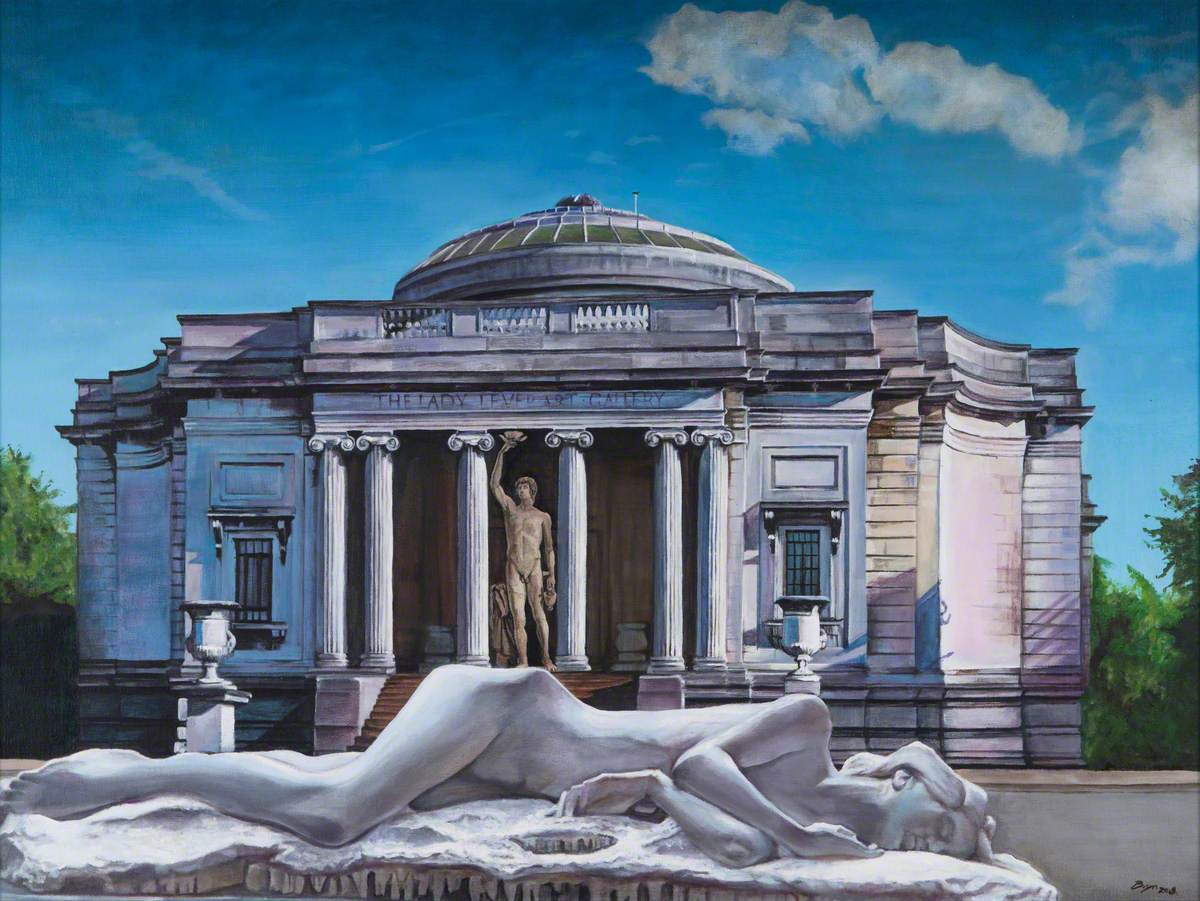 The Lady Lever Art Gallery, Port Sunlight, Cheshire