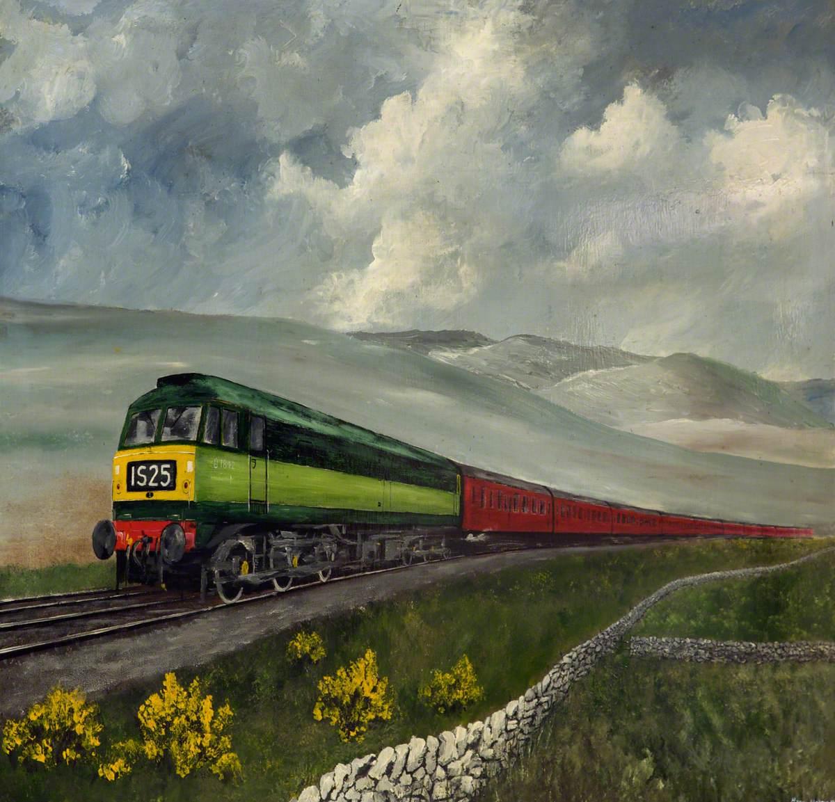 1525 Class 47 Diesel Electric