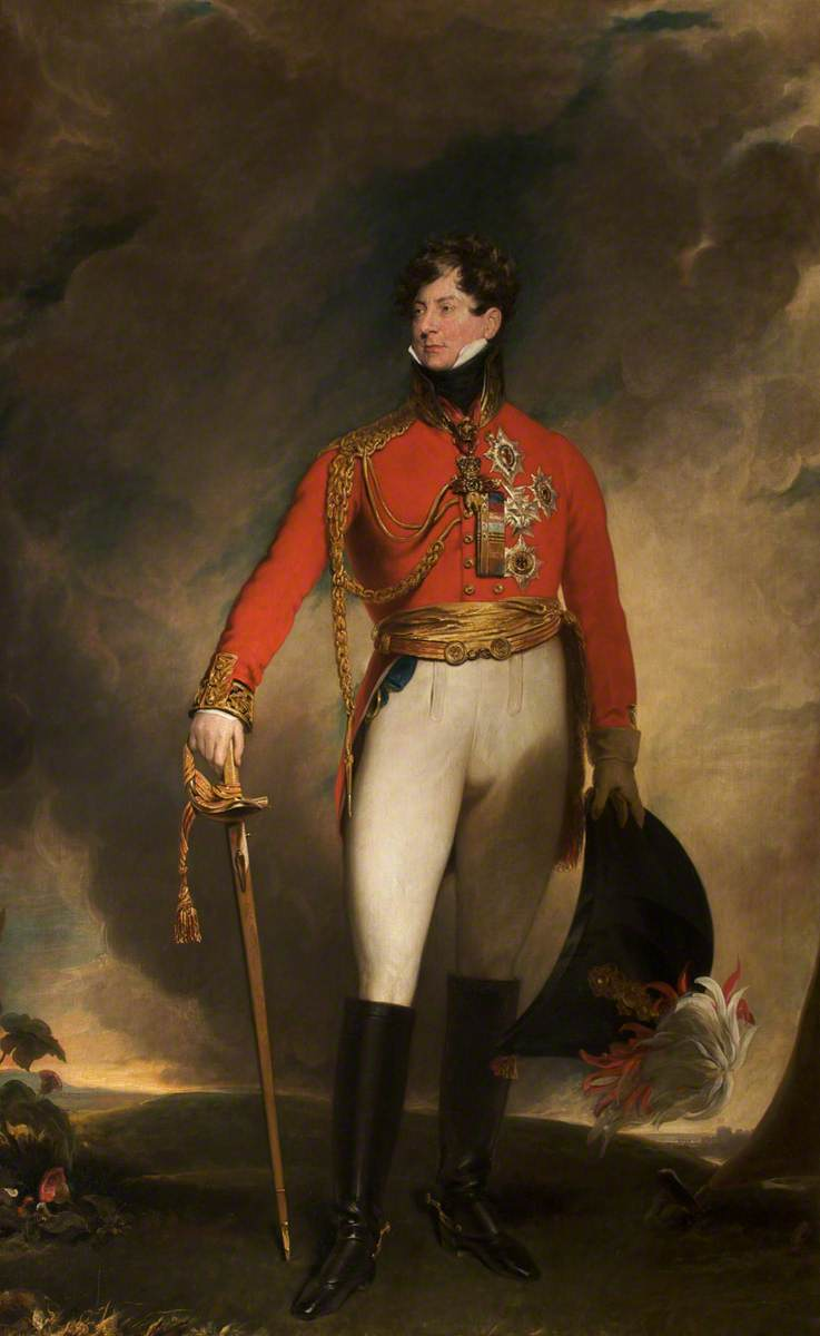 Prince Regent (1762–1830), Later George IV