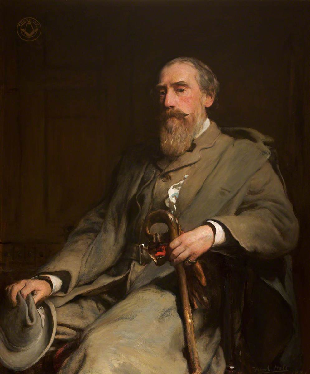 The 3rd Lord de Tabley (1835–1895)