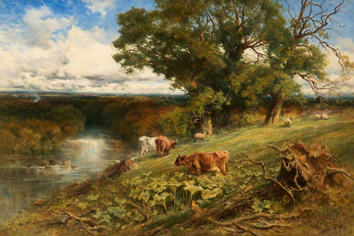 A Pastoral with Verse