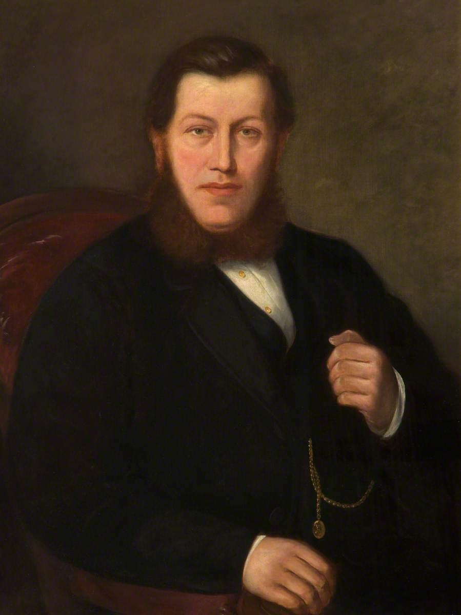 Portrait of a Fustian Cutter