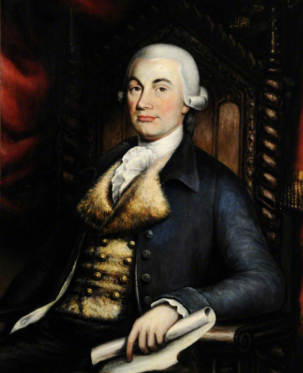 Thomas Pipon (d.1802), Lieutenant Bailiff