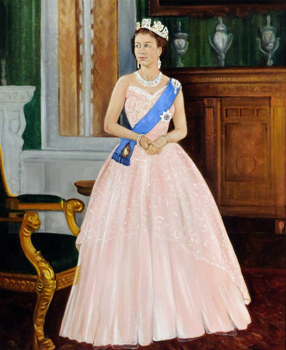 Her Majesty Queen Elizabeth II (b.1926)