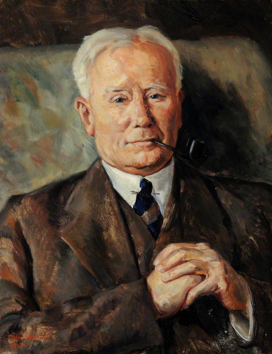 Robert Ranulph Marett, (1866–1943), Rector of Exeter College, Oxford