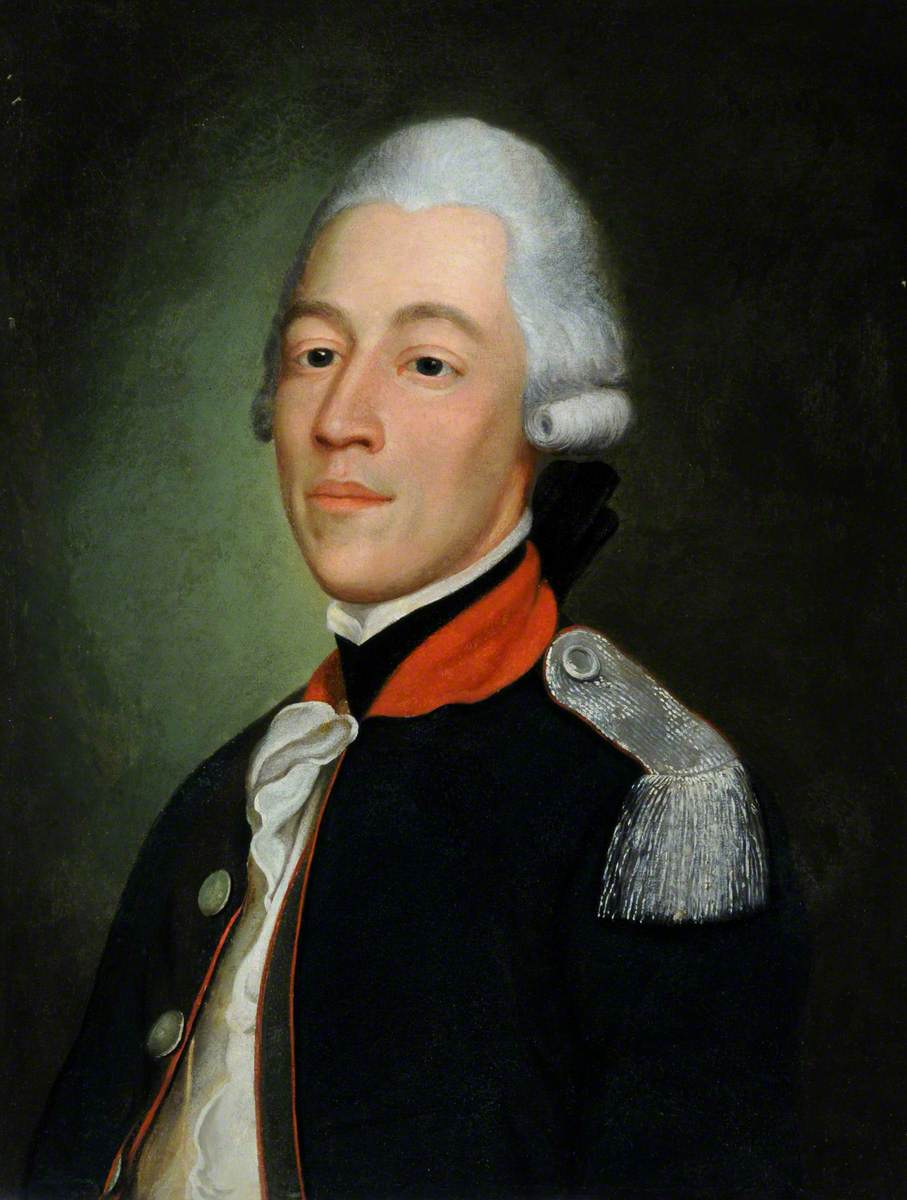 Philippe Charles-Felix Macquart (1744–1781), Baron de Rullecourt