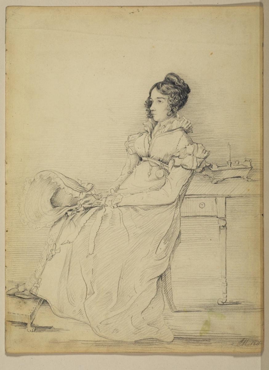 Mary Somerville (1780–1872), née Fairfax