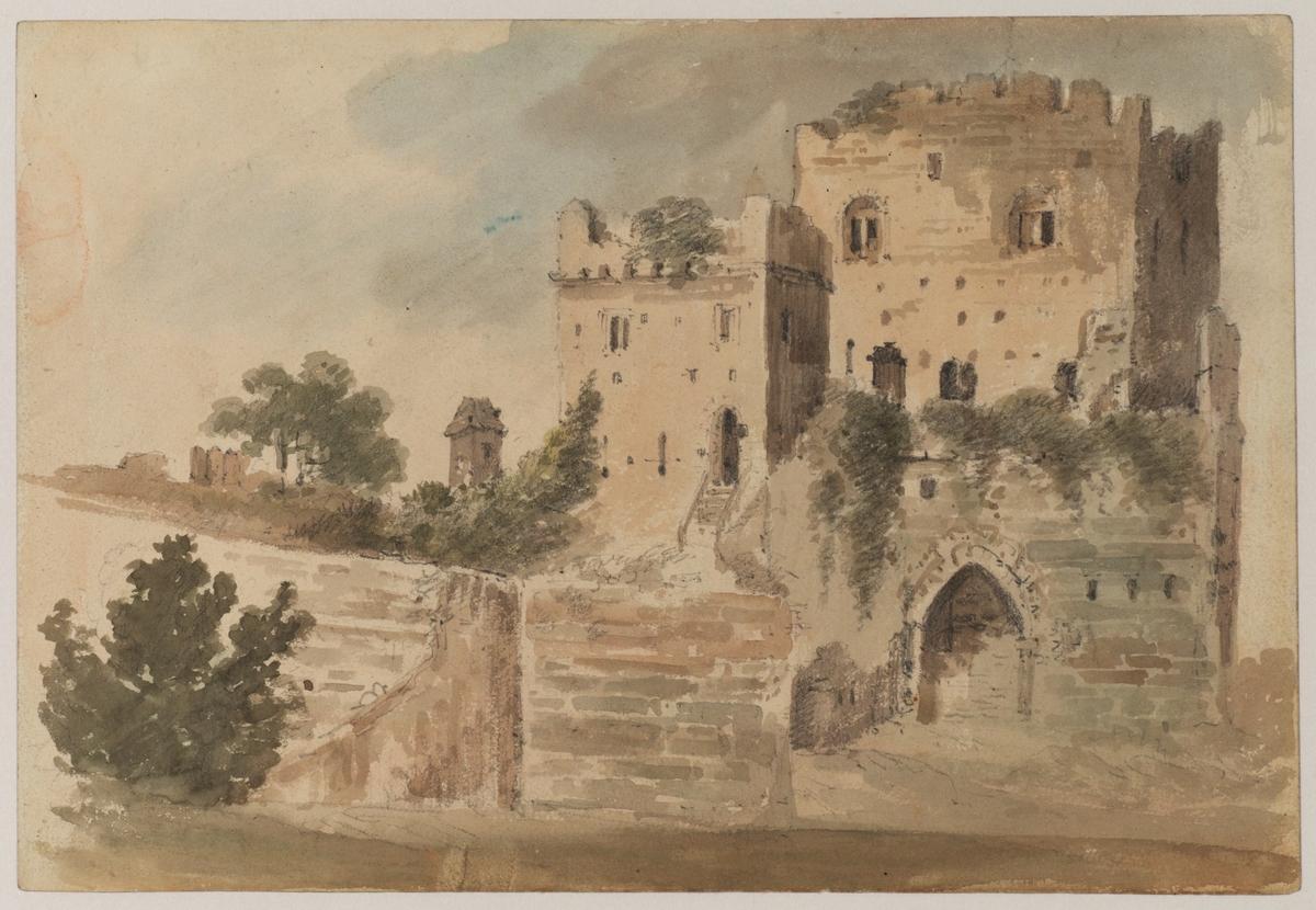 Broadstairs Castle