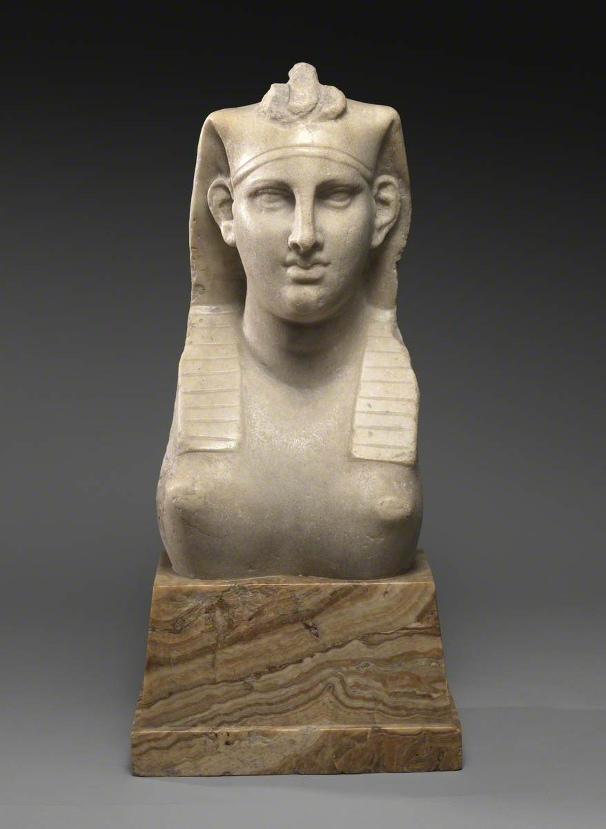 Bust of a Sphinx
