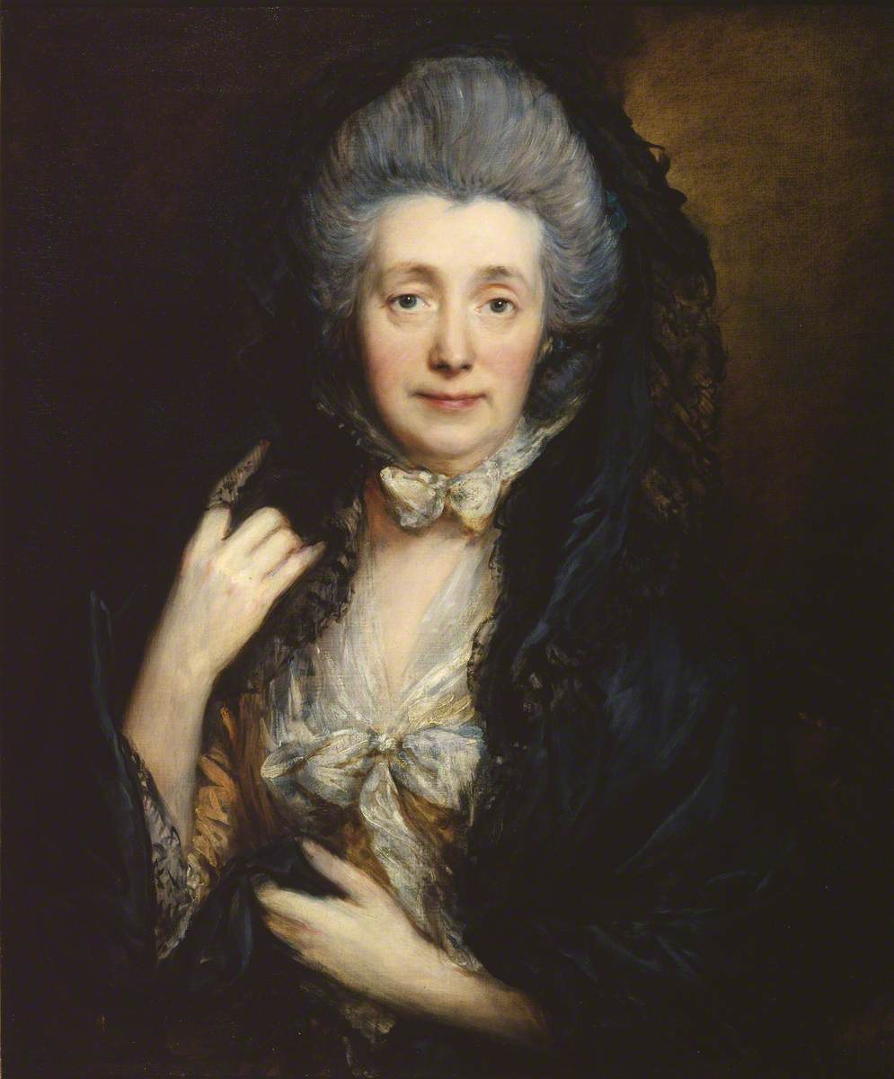Mrs Gainsborough