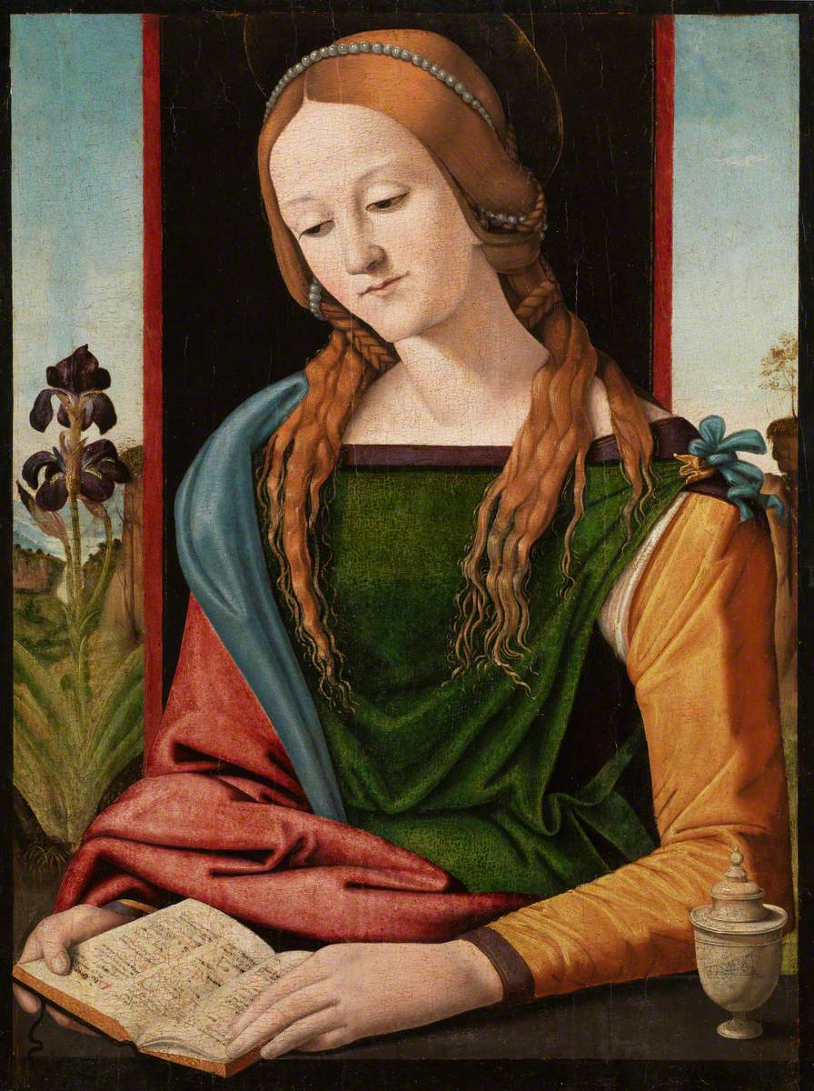 Magdalen Reading