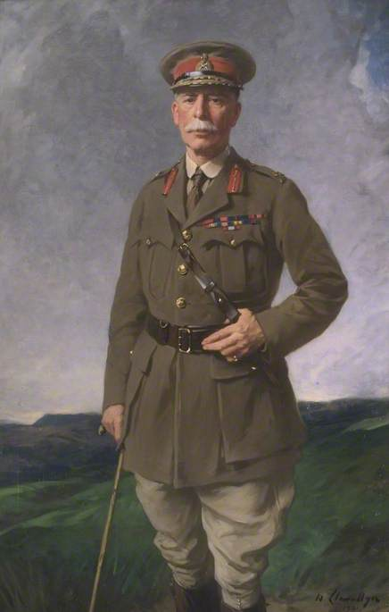 Anthony Bowlby (1855–1929), 1st Bt, KCB, KCMG, KCVC