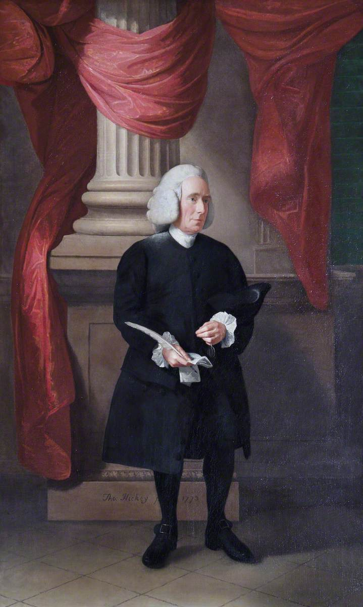 Daniel Race (1697–1775), Chief Cashier of the Bank of England (1759–1775)