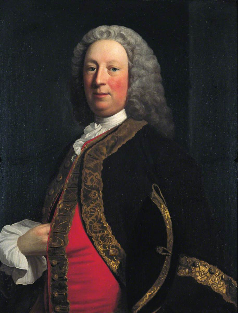 Sir Merrik Burrell (1699–1787), Bt, Governor of the Bank of England (1758–1760)