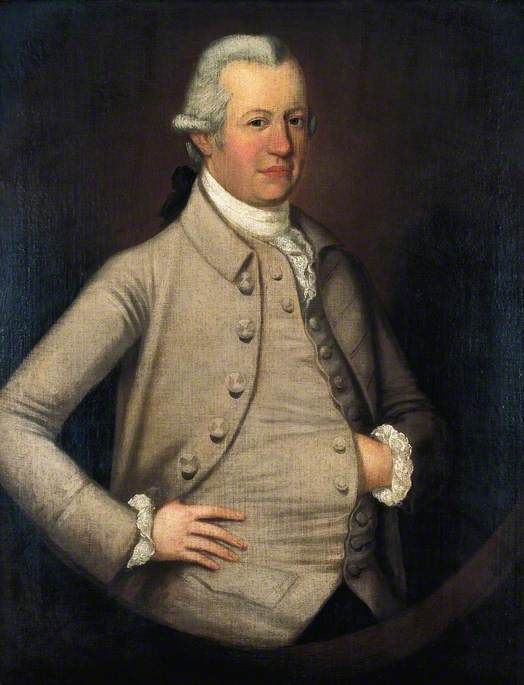 Sir Samuel Fludyer (1705–1768), Director of the Bank of England