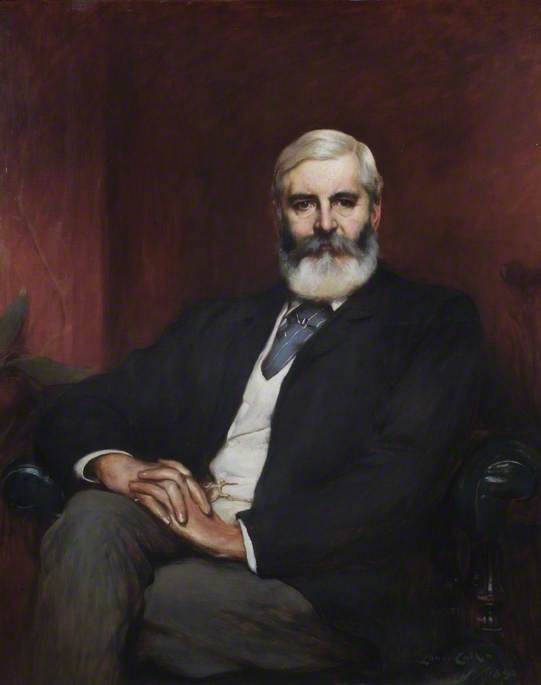 David Powell (1840–1897), Governor of the Bank of England (1892–1895)