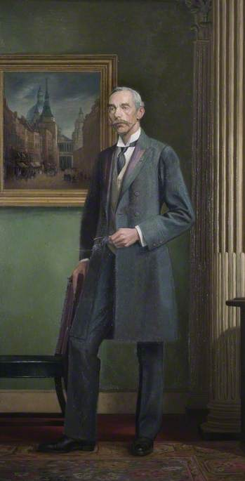 Lord Cullen of Ashbourne (1864–1932), KBE, Governor of the Bank of England (1918–1920)