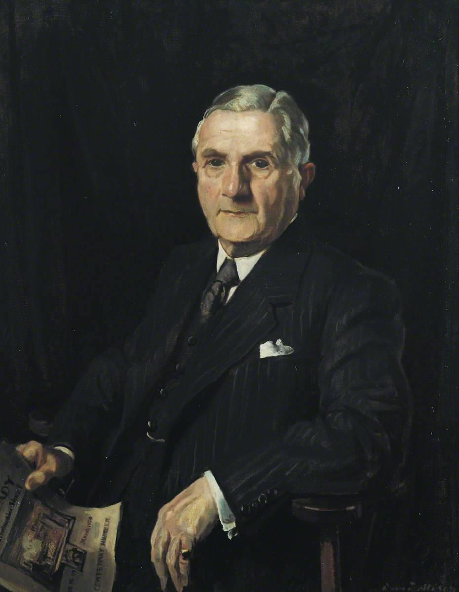 Lord Catto (1879–1959), Governor of the Bank of England (1944–1949)