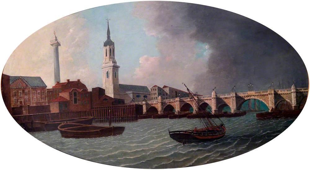 The Thames at London Bridge