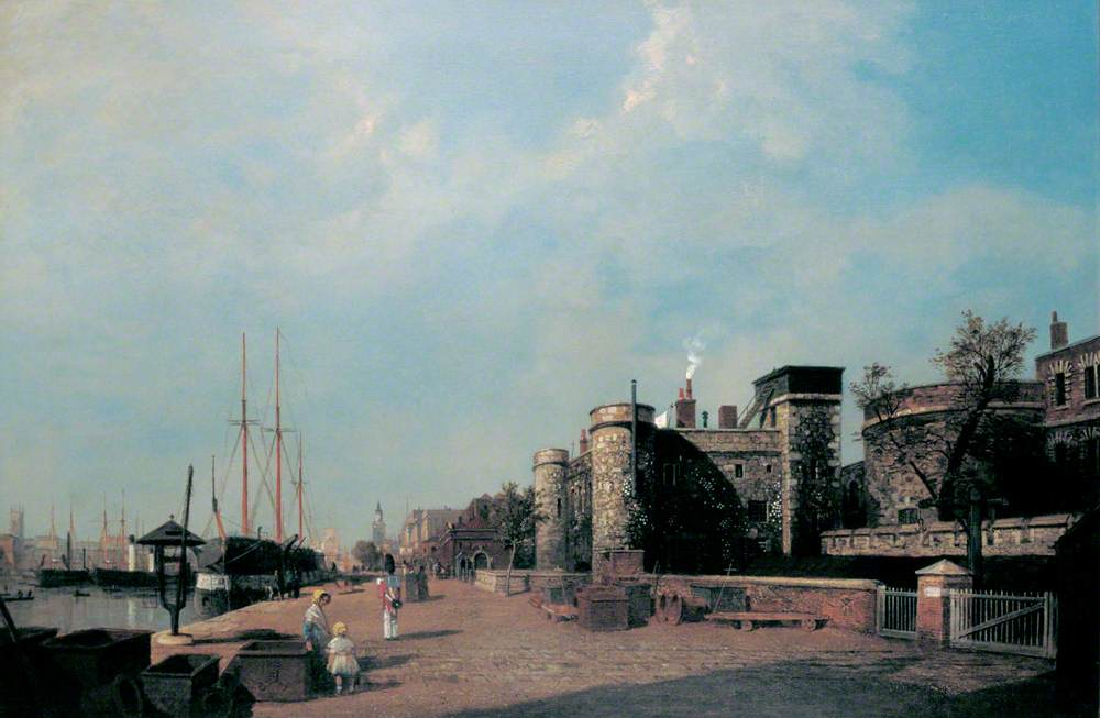 Gun Wharf, Tower of London