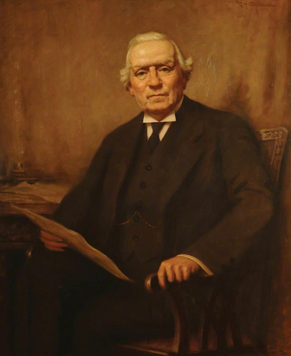 The Right Honourable Herbert Henry Asquith (1852–1928), Prime Minister (1908–1916)
