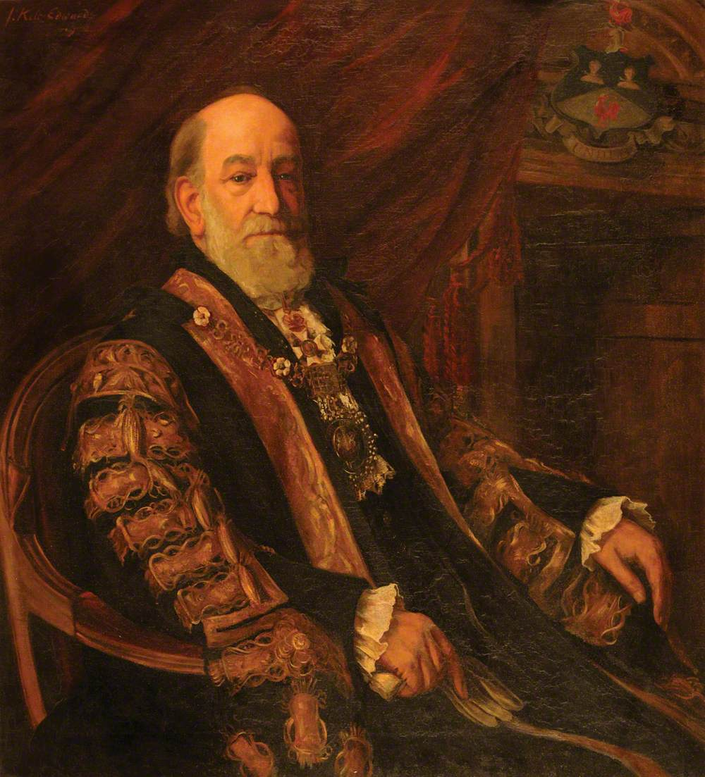 Sir William Vaughan Morgan (1831–1916), Lord Mayor of London (1905)