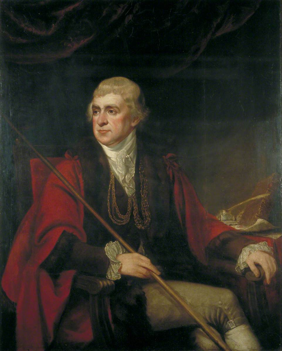 Peter Mellish, Sheriff (1798)