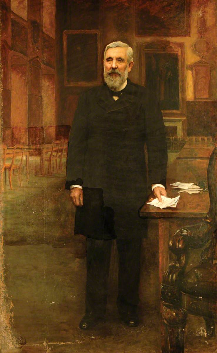 Sir Sydney Waterlow (1822–1906), Philanthropist and Politician