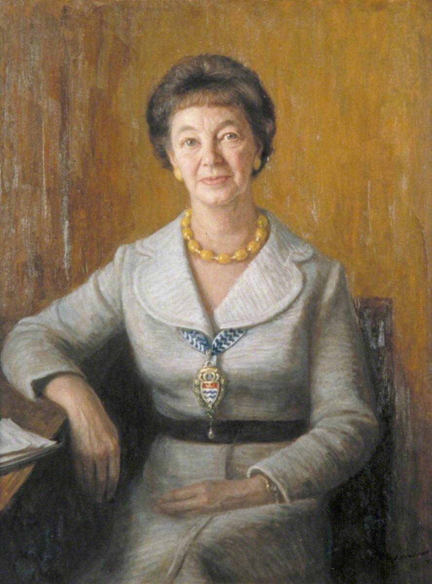 Dame Evelyn Denington of Stevenage (1907–1998)