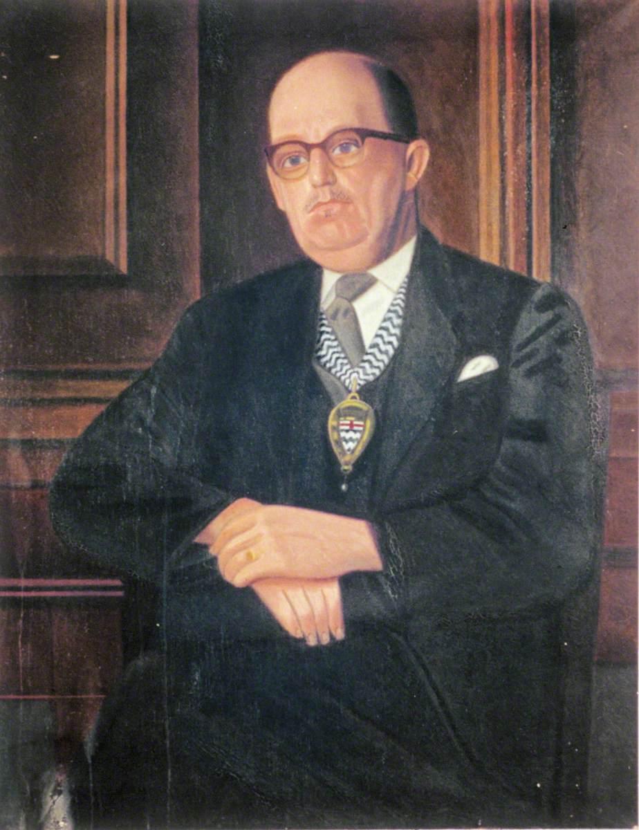 Sidney James Barton (1909–1986), Chairman of London County Council (1959–1960)