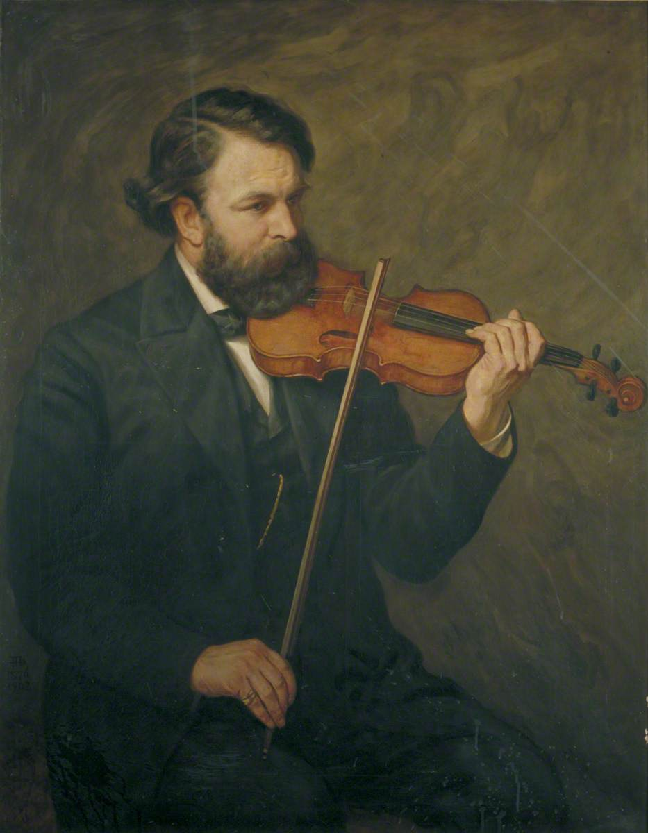 Doctor Joseph Joachim (1831–1907), Violinist, Conductor, Composer and Teacher