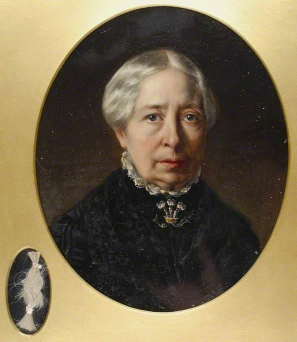 Fanny Keats (1803–1889), Sister of the Poet John Keats